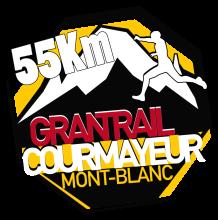 Gran Trail Courmayeur 55km - Logo