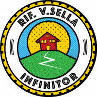 Badge Rifugio Sella